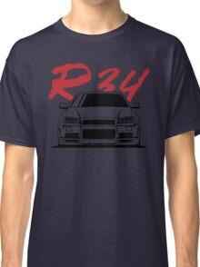 Skyline R34 GTR Classic T-Shirt