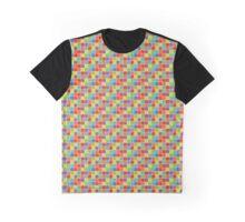 D6 Repeat Pattern (Colour) Graphic T-Shirt