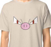Mankey Face - Fighting Pokemon Classic T-Shirt