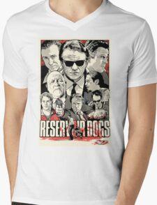 Reservoir Dogs Mens V-Neck T-Shirt