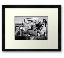 Henry Cavill Framed Print