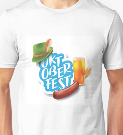 Oktoberfest design Unisex T-Shirt