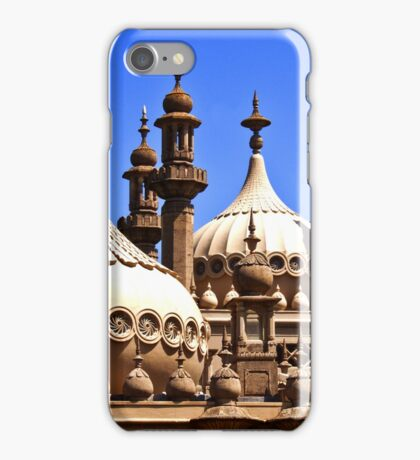 The Prince Regent's Seaside Extravaganza iPhone Case/Skin