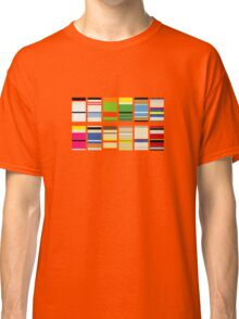 sf characters Classic T-Shirt
