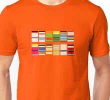 sf characters Unisex T-Shirt