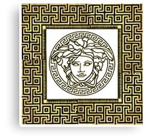 Versace Greek Canvas Print