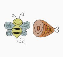 Bee Ham Birmingham Alabama  One Piece - Long Sleeve