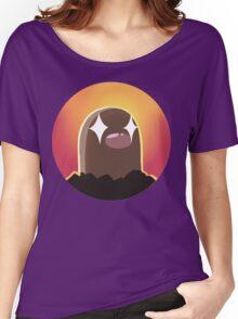 Diglett badge Women's Relaxed Fit T-Shirt
