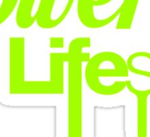 Lowered Lifestyle (1) Sticker