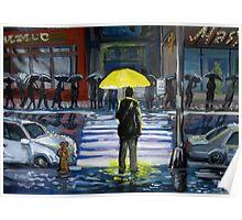Yellow umbrella part 1 Poster