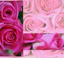 Lots Of Roses by Lozzar Flowers & Art