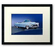 1954 Cadillac Eldorado Convertible I Framed Print