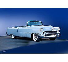 1954 Cadillac Eldorado Convertible I Photographic Print