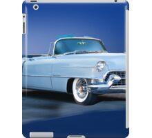1954 Cadillac Eldorado Convertible I iPad Case/Skin