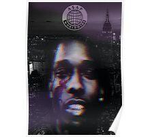 Asap Rocky New York Poster