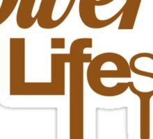 Lowered Lifestyle (3) Sticker