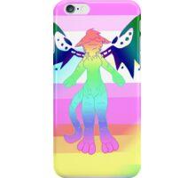 Radioactive Rainbows 2 iPhone Case/Skin