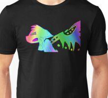 Angry Radioactive Rainbows 2 Unisex T-Shirt