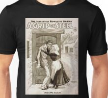 Performing Arts Posters The successful romantic drama A grip of steel 1085 Unisex T-Shirt