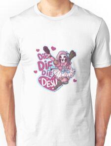 Lolita Reaper - Die Die Die Desu! Unisex T-Shirt