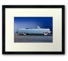 1954 Cadillac Eldorado Convertible II Framed Print