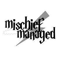 Mischief Managed Photographic Print