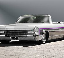 1966 Cadillac Custom Eldorado Convertible  by DaveKoontz
