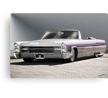 1966 Cadillac Custom Eldorado Convertible  Canvas Print