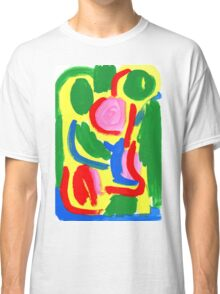 WHAT COLOR OF FLOWERS DID YOU LIKE WHEN YOU WERE KIDS? Classic T-Shirt