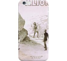Performing Arts Posters Carl A Haswin and his company in A lions heart 2027 iPhone Case/Skin