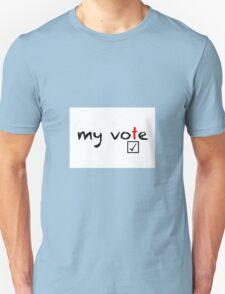 Christian Vote Unisex T-Shirt