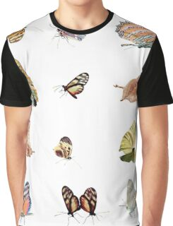 Butterfly Magic Graphic T-Shirt