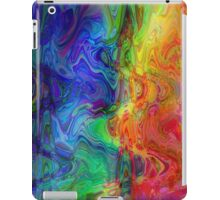 Psychedelic Line 1 iPad Case/Skin
