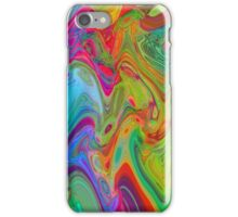 Psychedelic Line 2 iPhone Case/Skin
