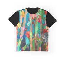 Forest of Birds Graphic T-Shirt