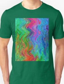 Psychedelic Line 3 Unisex T-Shirt