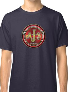AJS vintage Motorcycles England Classic T-Shirt