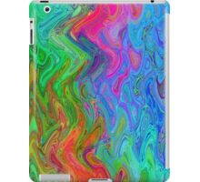 Psychedelic Line 3 iPad Case/Skin