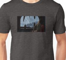 Uncharted 2 What a view Unisex T-Shirt