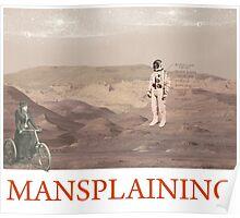 Mansplaining Poster