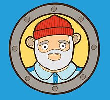 The Life Aquatic with Steve Zissou by evannave