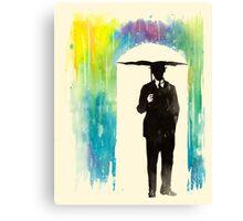 Colorphobia Canvas Print