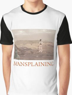 Mansplaining Graphic T-Shirt