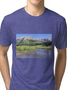 Verdant Valley Tri-blend T-Shirt
