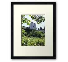 Air and Earth Framed Print