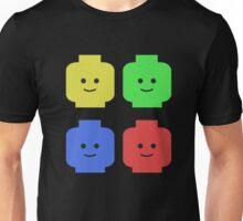 Lego Heads Unisex T-Shirt