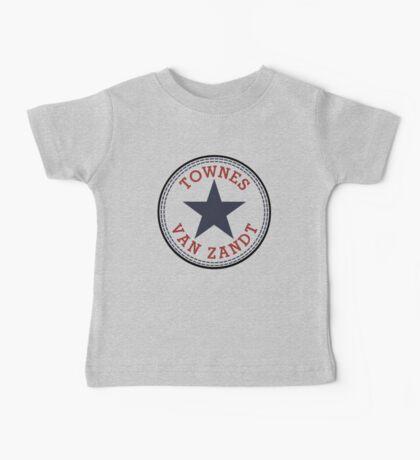 Townes Van Zandt Lone Star State Baby Tee