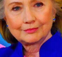 Hillary Yas Queen Sticker