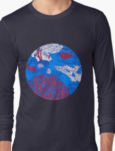 Coral reef Long Sleeve T-Shirt