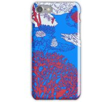 Coral reef iPhone Case/Skin